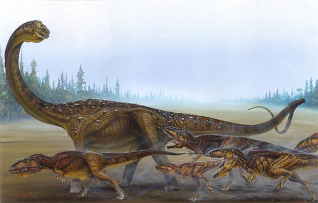 Dinosaurios con la letra A (megapost)