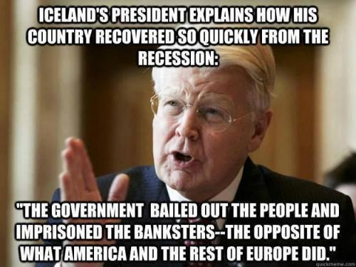 The Icelandic Success Story