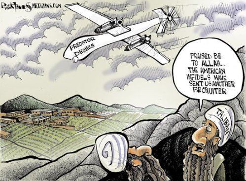 America Loves Drone Strikes