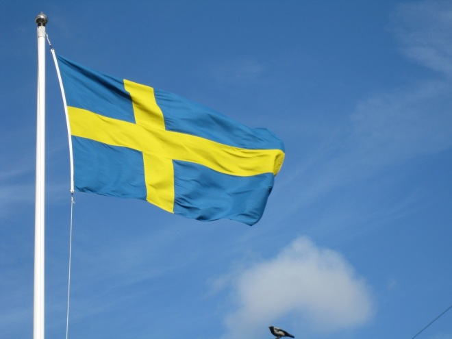 Swedish-flag-credit-Matti-Matilla