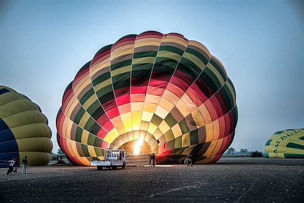 It's deflating...