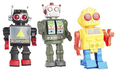 Interesanti fakti par robotiem